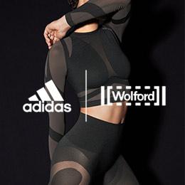 Wolford x Adidas